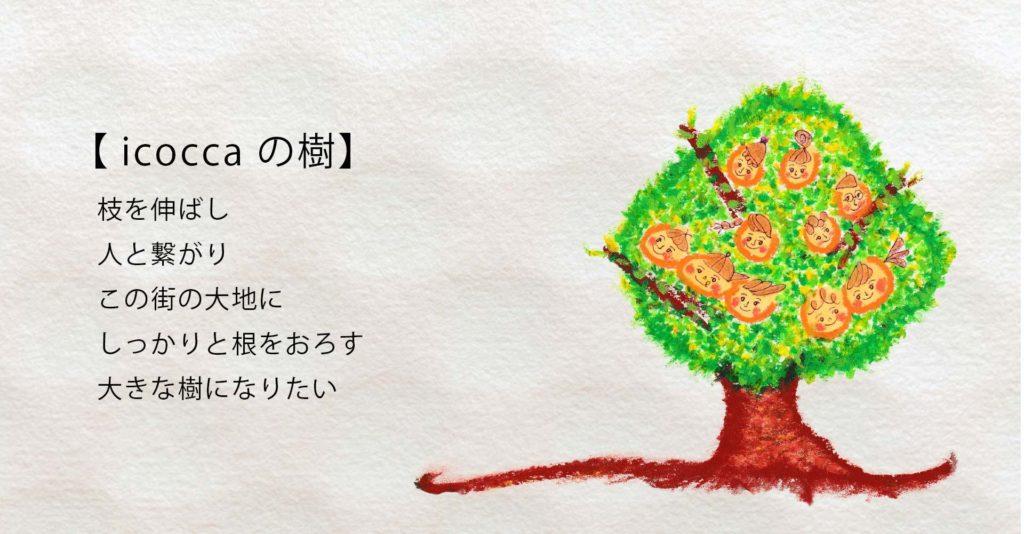 いこっかの樹